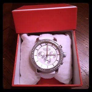Authentic Coach Wristwatch